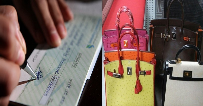 Singaporean Man Forges Cheques for RM1.97 Million and Steals Ex-Wife's Branded Handbags - World Of Buzz 3