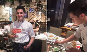 Singaporeans Suddenly Become Hungry After Hunky Hot Pot Waiter Goes Viral - World Of Buzz 3