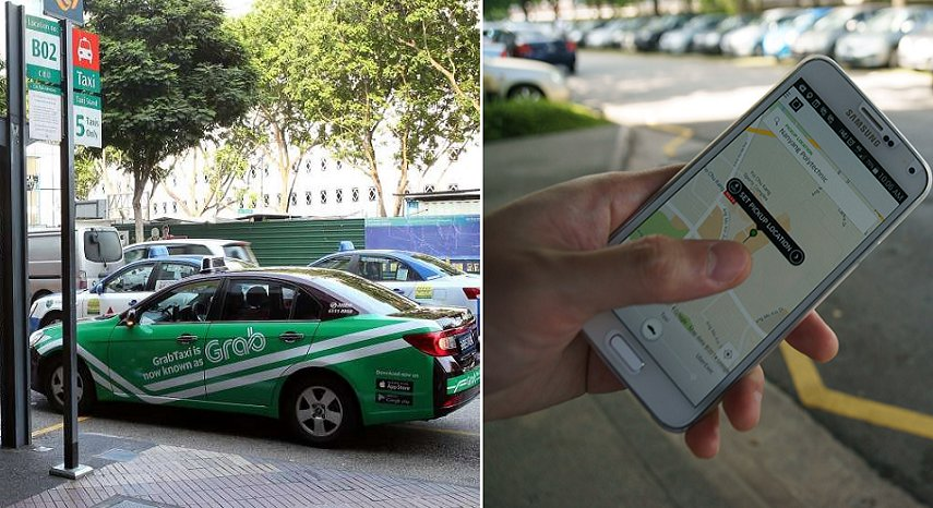 Singapore's Grab/Uber Drivers Have New Rules to Follow Starting from July 1 - World Of Buzz 4