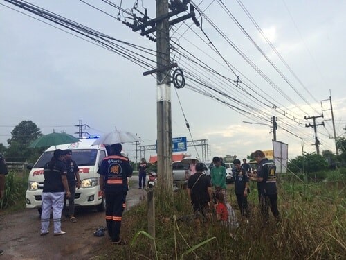Thai Man Dies from Electrocution While Trying to Grab Envelope Full of Cash - World Of Buzz 3