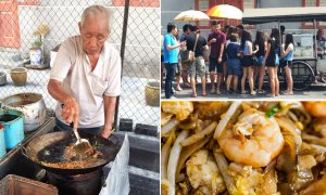 This Penang Char Kuey Teow Uncle is So Famous He's Almost Like a Celebrity - World Of Buzz 3