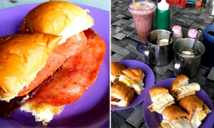 This Penang Stall Serves Sandwiches and Half-boiled Eggs That Will Change Your Life! - World Of Buzz