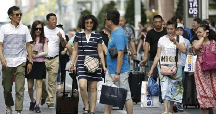 Tourism Tax Not Implemented Yet But 3,000 Chinese Tourists Already Cancelling Trip - World Of Buzz