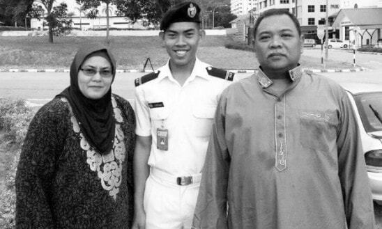 Young Malaysian Cadet Beaten and Tortured to Death Over Laptop Dispute - World Of Buzz 2