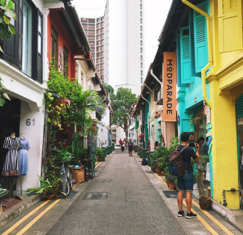 14 Most Insta-worthy Locations in Singapore You Shouldn't Miss - World Of Buzz