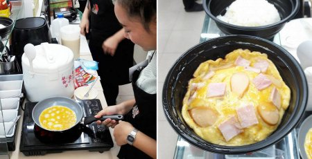 Bangkok's 7-Eleven Offers Drool-Worthy New Food Including Freshly-Cooked Omelettes! - World Of Buzz