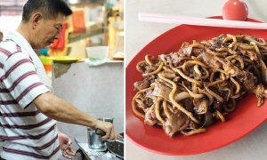 Char Kway Teow Seller Offers Cooking Lessons To Raise Funds For Cancer Treatment - World Of Buzz 5