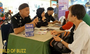 KL-ites Can Voice Out Concerns Thanks to Police's 'Talk To Us' Programme - World Of Buzz