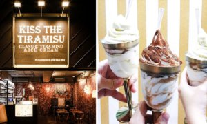 Korean Dessert Cafe Famed For Tiramisu Ice Cream Opening in Sunway Pyramid and Velocity - World Of Buzz 10