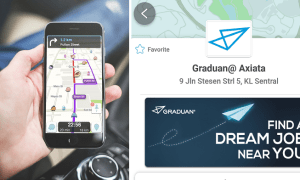 Looking for a Job? Malaysians Can Now Search for Work Using Waze! - World Of Buzz