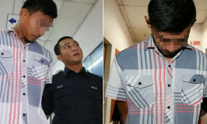 Malaysian Man Could Face 100 Years in Jail for Molesting His Step-Sons - World Of Buzz 3