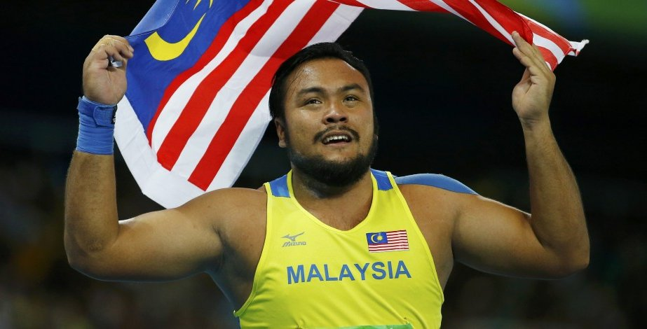 Malaysian Para-athlete Smashes World Record Again in London Ev - World Of Buzz