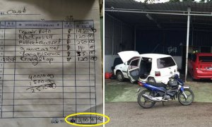 Malaysian Woman Exposes Unethical Workshop Who Cheated RM4,000 From Her - World Of Buzz