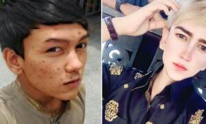 Malaysia's Real-Life 'Anime Character' Upset Over Negative Comments About His Appearance - World Of Buzz 4