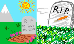 Microsoft Announces MS Paint is Here to Stay, Netizens Relieved - World Of Buzz
