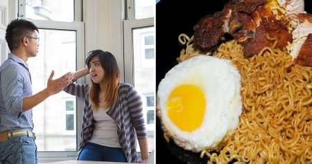 Stingy Malaysian BF Asks Girlfriend to Pay RM1.50 for Additional Noodles, Becomes Single - World Of Buzz 3