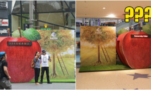 [TEST] Gigantic Apples with Countdown Timers are Popping up Around KL and PJ, But Why?! - World Of Buzz 2