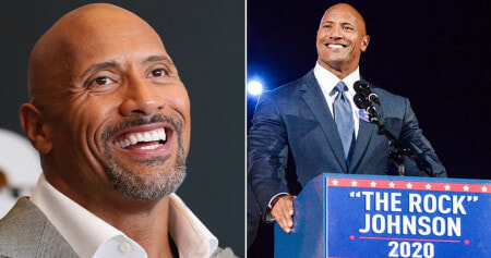 The Rock Has Just Been Registered to Run for U.S. President in 2020 - World Of Buzz 7