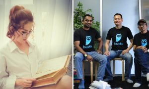 This Malaysian Startup Allows Book Lovers To Rent Books At Super Low Prices - World Of Buzz