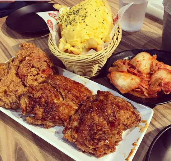 Top 7 Heavenly Korean Fried Chicken in Singapore to Satisfy Your Cravings - World Of Buzz 3