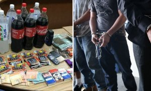 Two Malaysian Policemen Caught for Trying to Smuggle Illegal Items into Jail Cell - World Of Buzz