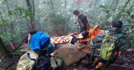 35-Year-Old Collapses and Dies While Hiking Up Gunung Nuang - World Of Buzz 2