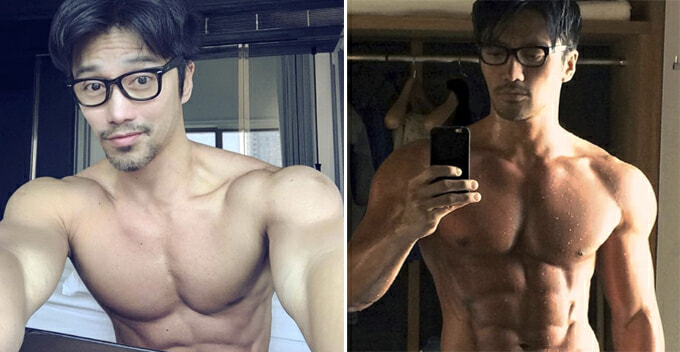51-Year-Old Buff S'porean Shares His Secrets to a Ripped Body and Youthful Look - World Of Buzz