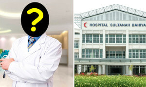Bogus Doctor With a Stethoscope Loiters in M'sian Hospital For 1 Year Before Being Exposed - World Of Buzz