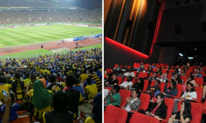 Couldn't Get Tickets to Tonight's SEA Games Football Final? Watch it at The Cinema Instead! - World Of Buzz 2
