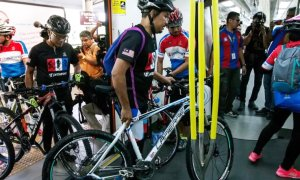 Full-sized bicycles now allowed on the LRT on certain days - World Of Buzz 1