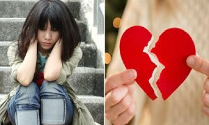 "Girl Gets Dumped Before Chinese Valentine's Day, Experiences ""Broken Heart Syndrome"" - World Of Buzz 3"