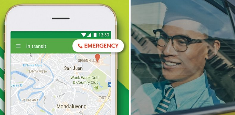 Grab Malaysia Introduces Emergency Button and MORE Safety Features! - World Of Buzz