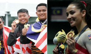 Here Are All The Gold Medals Malaysia Has Won So Far at the SEA Games - World Of Buzz 16