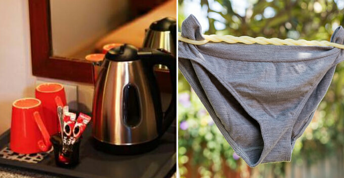 Here's Why You Should Think Twice Before Using The Kettle in Hotel Rooms - World Of Buzz