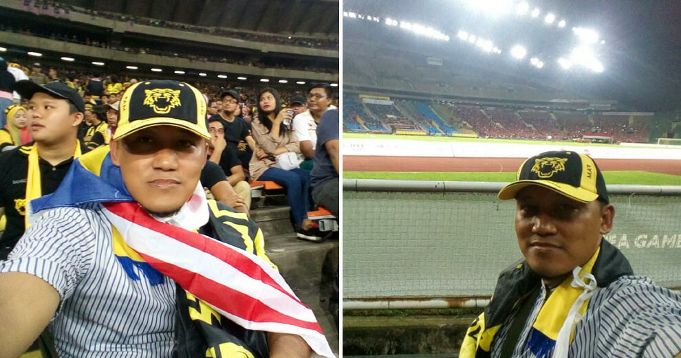 Indonesian Man Sat with Malaysians During SEA Games Football Semi-Finals, Here Are His Thoughts - World Of Buzz 4