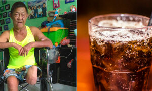 Man Consumes 6 Soft Drinks Daily Gets Diabetes at 21, and Later Kidney Failure - World Of Buzz