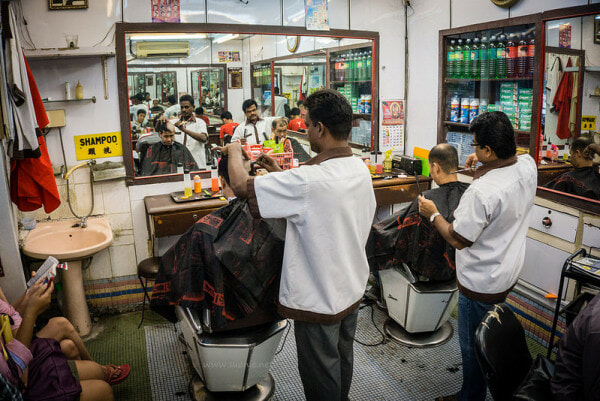 Man Expresses Disappointment When His Barber Thought Sandakan Was in Indonesia - World Of Buzz 1