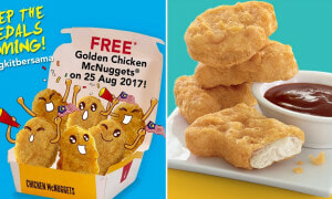 McDonald's Malaysia is Giving Out FREE Chicken Nuggets Today! - World Of Buzz 3