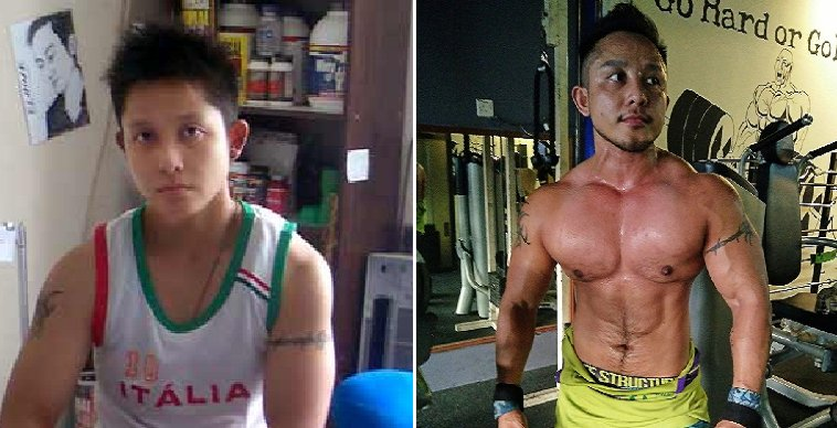 Muscular M'sian Gym Owner Looks Like a Man, But Was Born a Woman - World Of Buzz 3