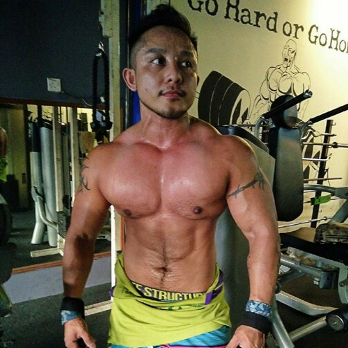 Muscular M'sian Gym Owner Looks Like a Man, But Was Born a Woman - World Of Buzz 4