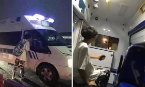 Netizens Uses Ride-Sharing App, Surprised When Ambulance Turns Up - World Of Buzz 2