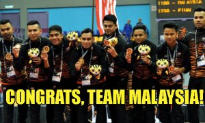 Our Malaysian Team Just Won Their First Gold Medal in the 29th SEA Games! - World Of Buzz 2