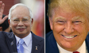 Prime Minister Najib Will Meet with Donald Trump Next Month - World Of Buzz 1