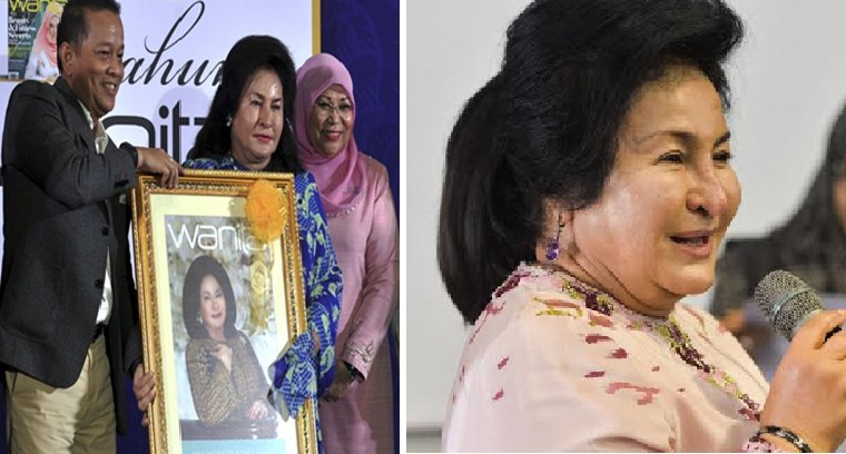 Rosmah Receives 'Tokoh Wanita' Award, Encourages Others to Learn from Her - World Of Buzz 2