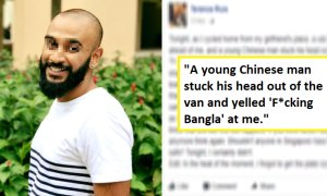 "S'porean Shares How He Was Called ""F*cking Bangla"" by Racist For No Reason - World Of Buzz 4"