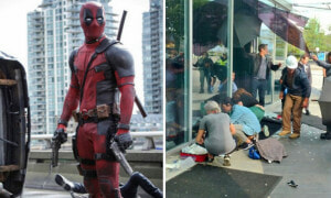 Stunt Driver Tragically Dies While Shooting 'Deadpool 2' Movie - World Of Buzz 3