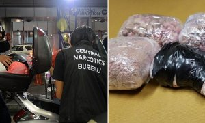 Suspects from Singapore and Malaysia Arrested with a Shocking 2.1kg of Heroin - World Of Buzz 2