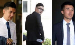 Three Men Jailed for Raping Malaysian Woman in Singapore Hotel - World Of Buzz 3