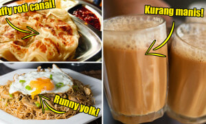10 Typical Malaysian Food-Related Things That Are Totally Satisfying - World Of Buzz 1