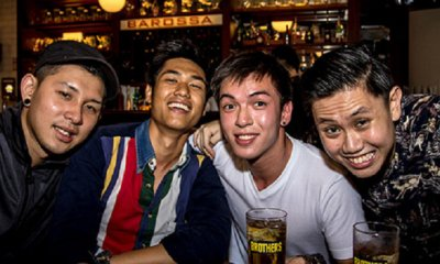 14 Types of Drunk Friends Every Malaysian Has - WORLD OF BUZZ